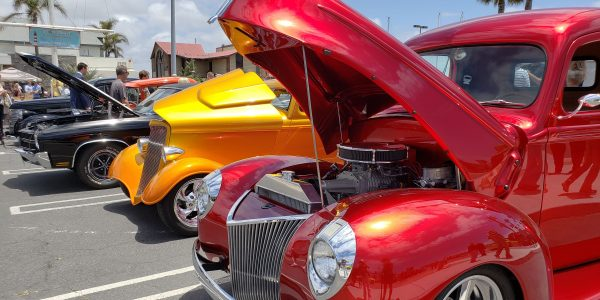 Channel Islands Car Show